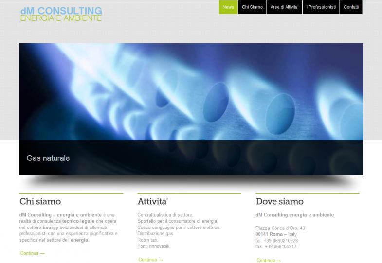 dM Consulting Energia e Ambiente