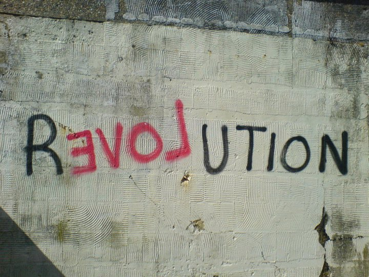 love into revolution